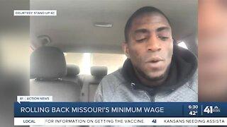 Rolling back Missouri's minimum wage