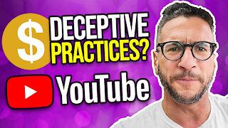 YouTube's Monetization Policies Are OBSCENE! Viva Frei Vlawg