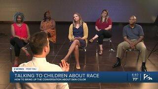 Oklahoma 2Gether: Talking to children about race