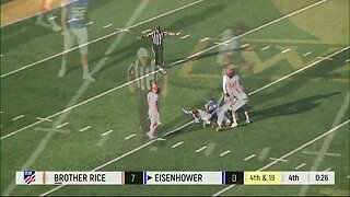 Brother Rice opens Prep Kickoff Classic with win over Eisenhower