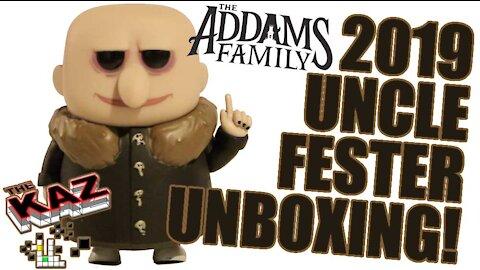 Uncle Fester 2019 CG Movie Funko Pop Unboxing