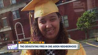 Suspicion surrounds house fire that killed 20-year-old Akron woman