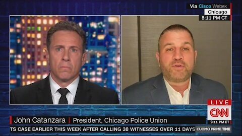 What Would You Do? Head of Chicago Police Union Explains Why Officer was Justified to Shoot Toledo
