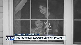 Buffalo photographer showcases beauty in isolation