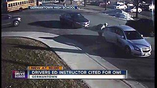 Germantown drivers ed teacher arrested for driving drunk with a student