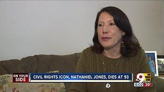 Nathaniel Jones, Cincinnati civil rights icon, dies at 93