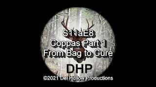 S11aE8 - Coppas Part 1 - From Bag to Cure
