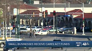 Small Kansas businesses thankful for latest CARES Act grants