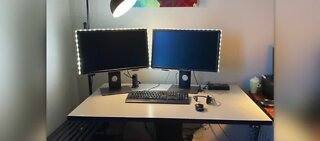 Setting up your at home workspace