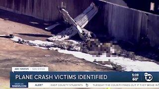 Both Las Vegas plane crash victims identified