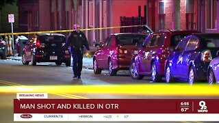 Police: Man shot, killed in Over-the-Rhine Friday morning
