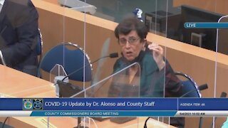 Palm Beach County health director to give COVID-19 update