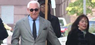 Trump commutes Roger Stone's sentence