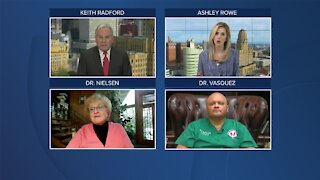 WATCH: 7 Eyewitness News virtual town hall on COVID-19 vaccine distribution in Wester New York