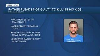 Matthew Beyer in court