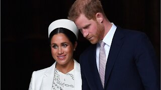 Harry and Meghan Finally Announce First Netflix Project