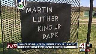 Honoring Dr. Martin Luther King, Jr. in KCMO
