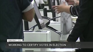 Michigan court rejects lawsuit requesting delay of election certification in Wayne County
