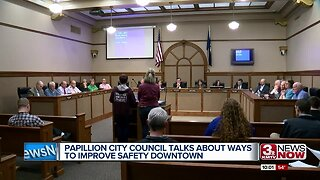 Papillion City Council talks about ways to improve safety downtown