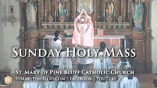 Holy Mass for Laetare Sunday, March 14, 2021