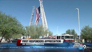 5k run honors first responders