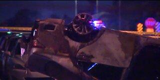 Vegas PD: Multiple fatalities in crash on Flamingo Road