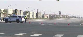 BREAKING: Pedestrian killed in Henderson