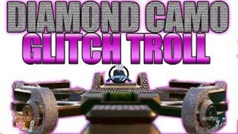 Secret BO2 Diamond Camo Glitch Exposed!!
