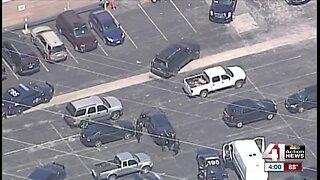 North Kansas City police chase
