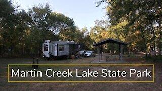 Martin Creek Lake State Park | Texas State Parks | Best RV Destination in Texas!!
