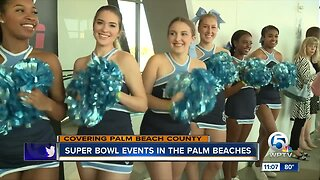 Super Bowl 54 events in Palm Beach County