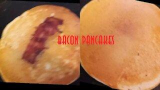 BACON PANCAKES Breakfast