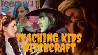 Teen Vogue Teaching Your Kids Witchcraft!