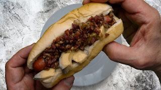 Avocado Bacon Dog