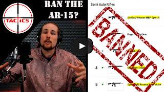 Biden's ATF Director Nominee Admits He Wants to Ban AR-15s