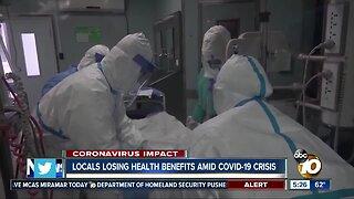 Employees losing employer health insurance amid COVID-19