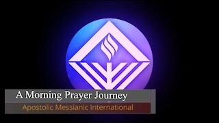A Morning Prayer Journey: Intercessory Prayer - Increasing Faith