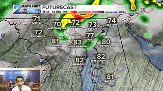 More Storm Threats Thursday