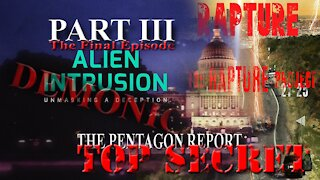 The Great UFO Deception-The Pentagon Report Part III-Gary Axion