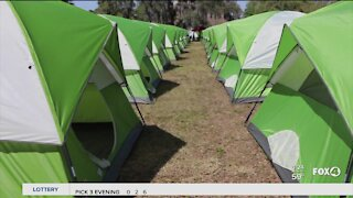 City of Tampa help homeless during the pandemic