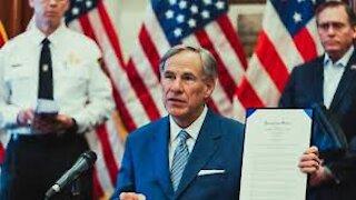 Governor Greg Abbott Declares Texas a 'Second Amendment Sanctuary'