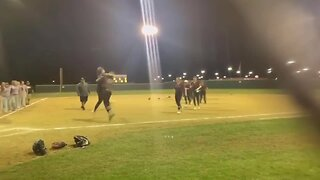 Kellyville slow-pitch softball team wins state, makes history