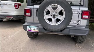 What's Driving You Crazy? Out-of-state license plates without a year sticker