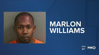 Man accused of exposing himself at a Naples shopping mall