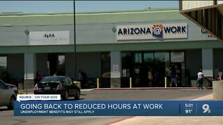 People called back to work may still get unemployment benefits