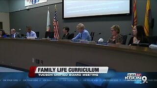 Community pushback delays Tucson Unified vote on new sex education program