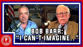Bob Barr with Strong Words and Insight From GA on this Election!