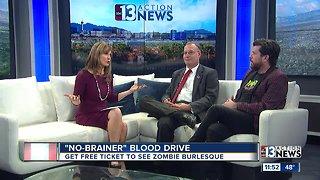 Zombie Burlesque Blood Drive