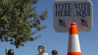 Early Voting Wraps Up In Several States With Vast Turnouts Reported