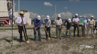 Airport Fire and Rescue facility breaks ground in Charlotte County